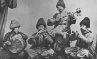 Кавказские народные музыканты