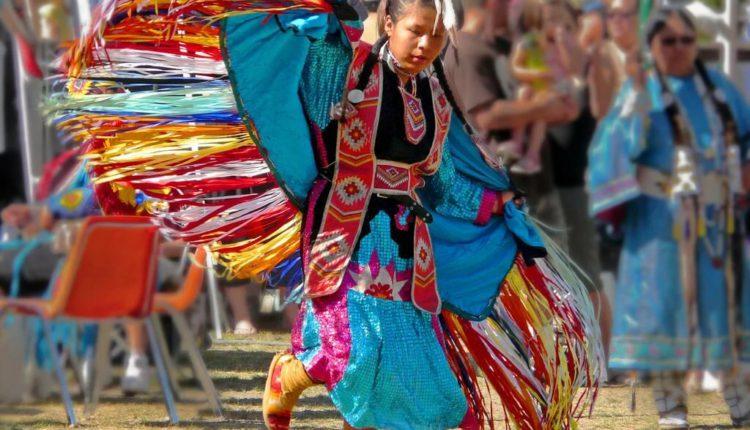 индейские танцы