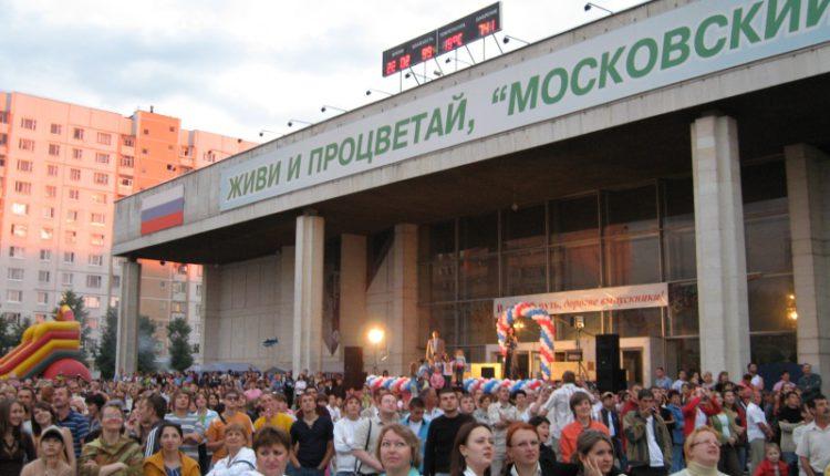 лезгинка в московском