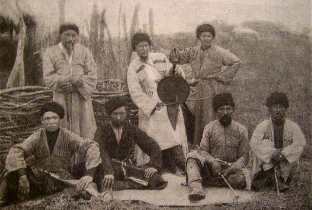 ногайцы