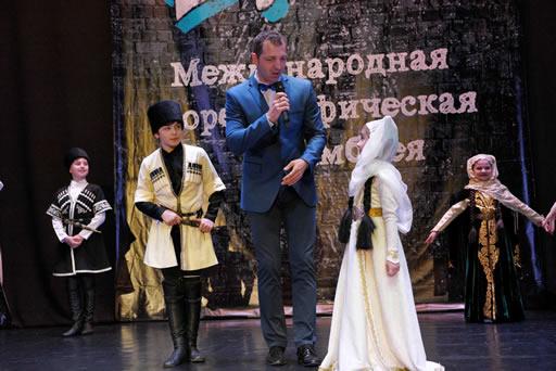 Гордость Кавказа в Сочи на конкурсе Территории Талантов