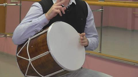 уроки игры на кавказском барабане